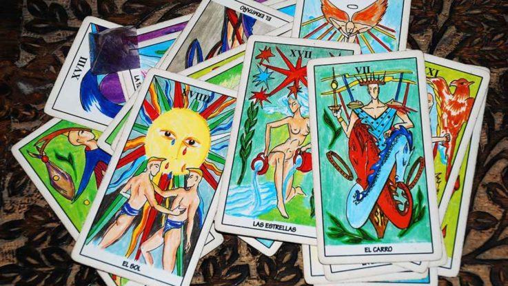 Tarotkarten Hellsehen Wahrsagen